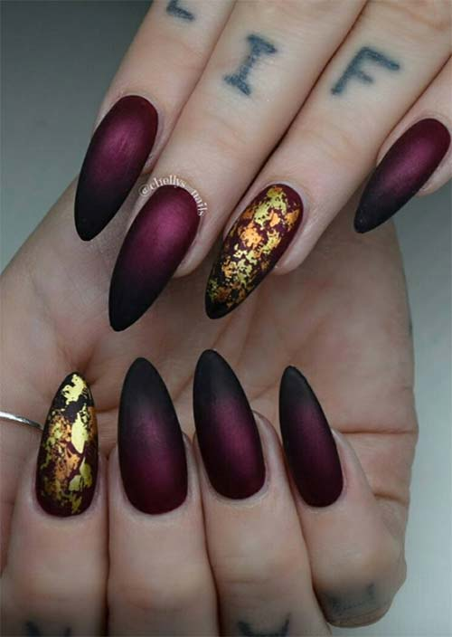 Acrylic Nail Designs Ideas - How To Do Acrylic Nails: 51 Cool Acrylic Nail Designs To Try - Glowsly