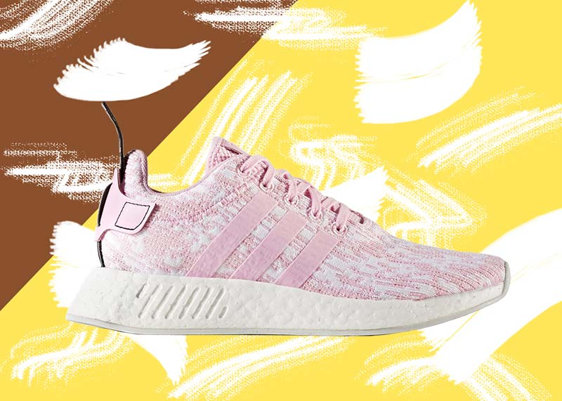 Best Adidas Sneakers for Women: Adidas NMD R_2 Trainers