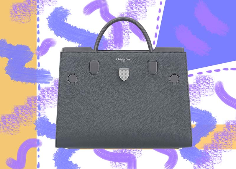 Best Dior Handbags of All Time: Dior Diorever Bag