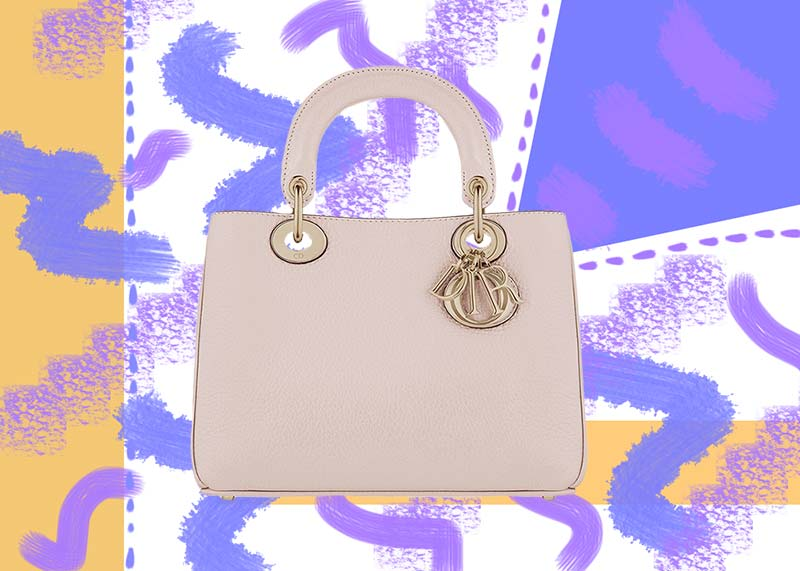 Best Dior Handbags of All Time: Dior Diorissimo Bag