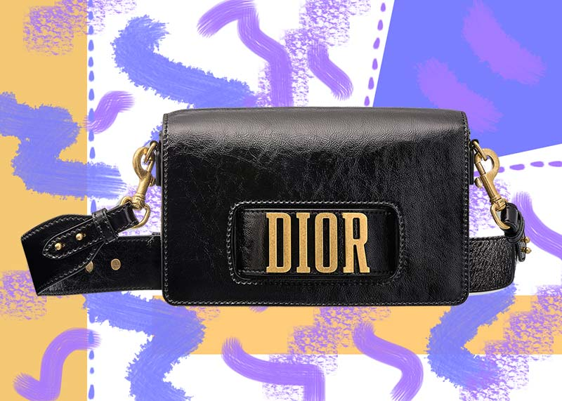 Best Dior Handbags of All Time: Dior (r)evolution Bag