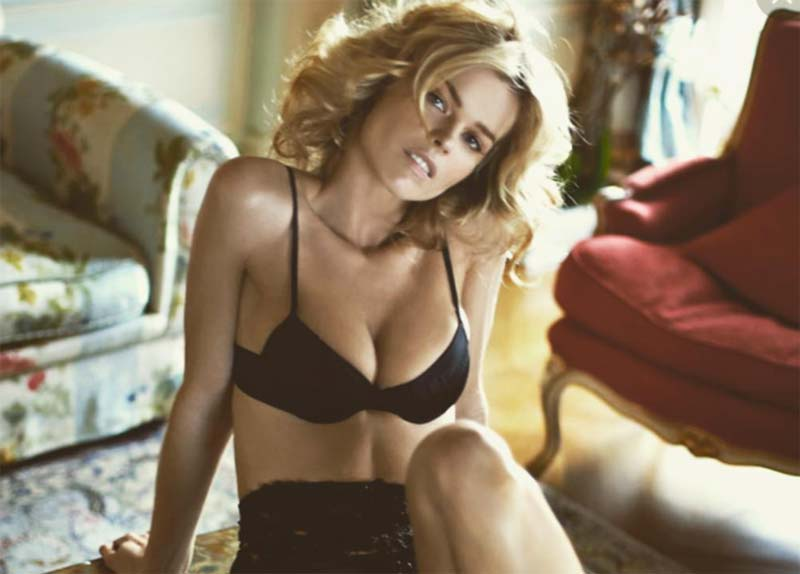 Best Lingerie Models of All Time: Eva Herzigova