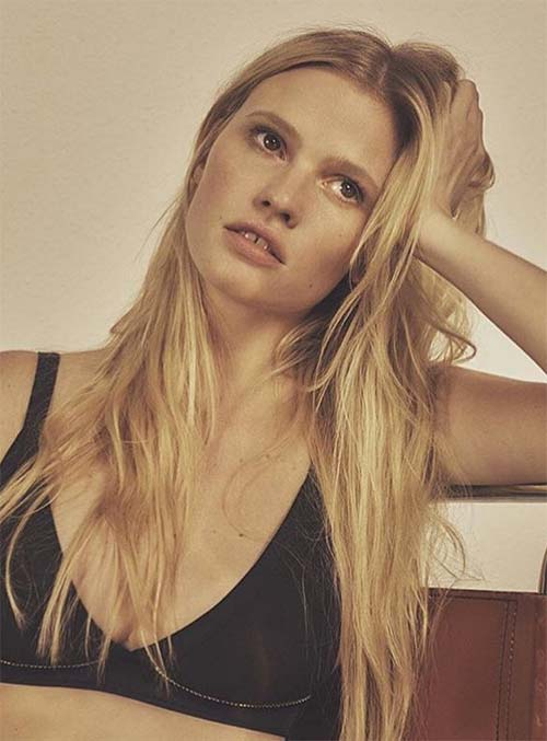 Best Lingerie Models of All Time: Lara Stone