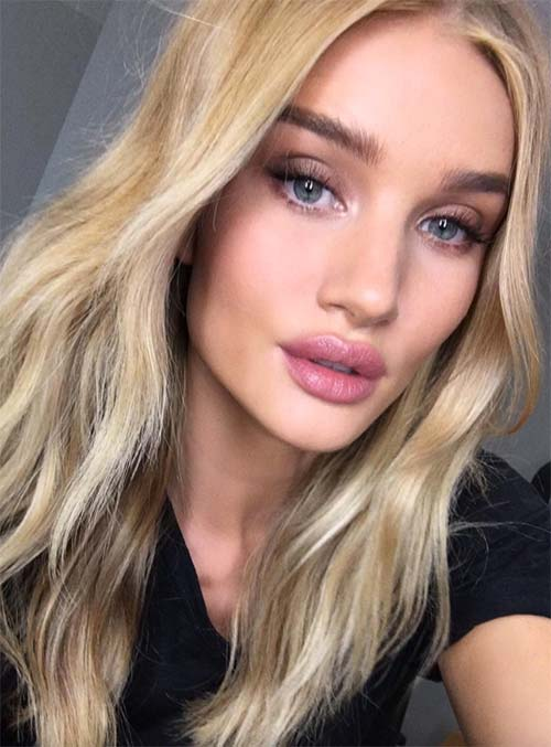 Best Lingerie Models of All Time: Rosie-Huntington Whiteley
