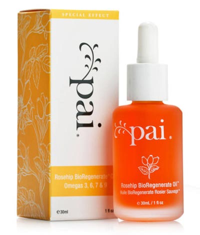 Best Organic Beauty Products: Pai Rosehip BioRegenerate Oil