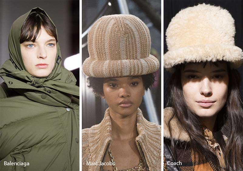 Fall/ Winter 2017-2018 Hat Trends: Matching Hats with Clothing