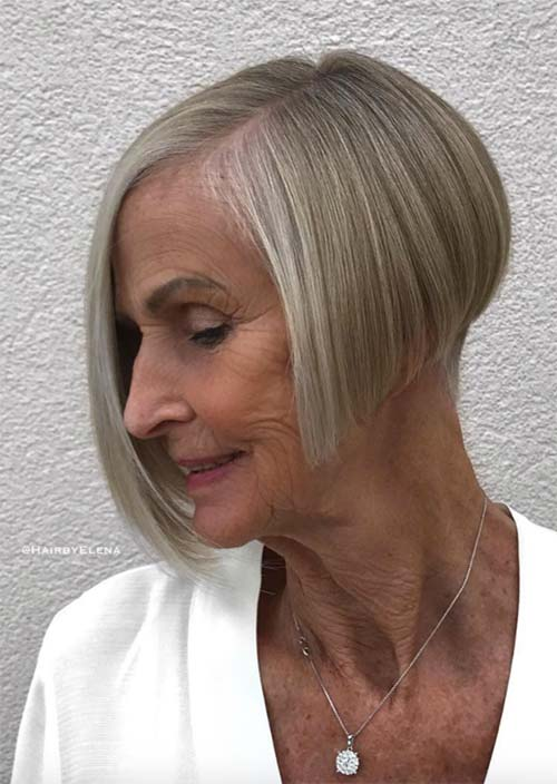 How to Choose Hairstyles for Women Over 50