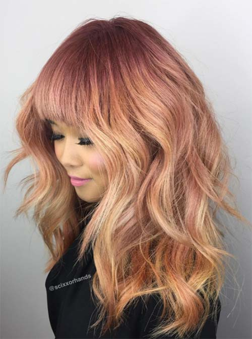 hair style and hair color 26 pretty hair color ideas how to dye your hair 56551