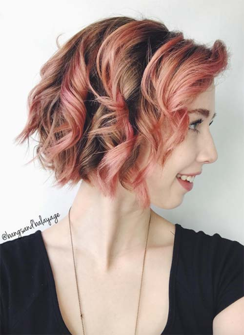 short curley hair styles 51 lovely curly hairstyles tips for healthy 8331 | short curly hairstyles ideas curly hairstyles for short hair23
