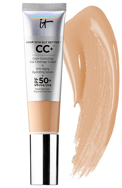 Best CC Creams: IT Cosmetics Your Skin But Better CC Cream SPF 50