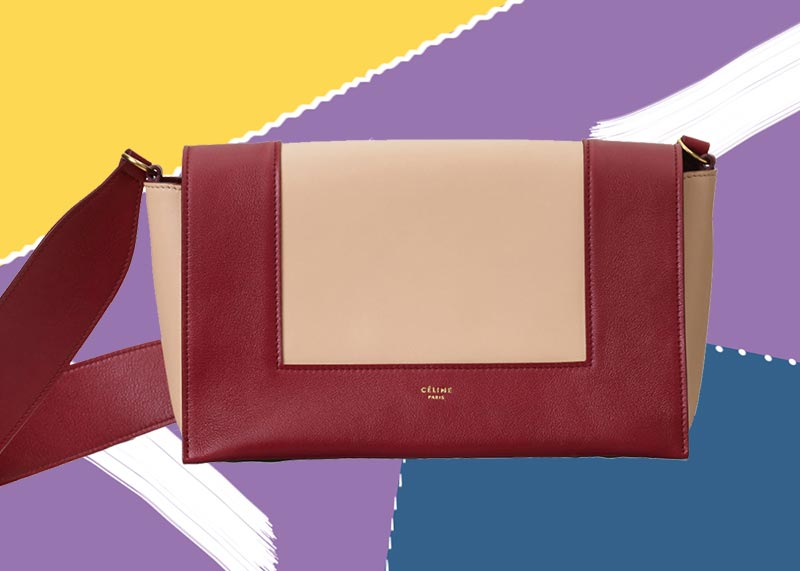 Best Celine Bags of All Time: Celine Frame Bag