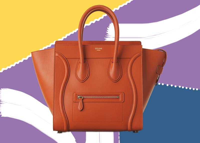 Best Celine Bags of All Time: Celine Luggage Bag