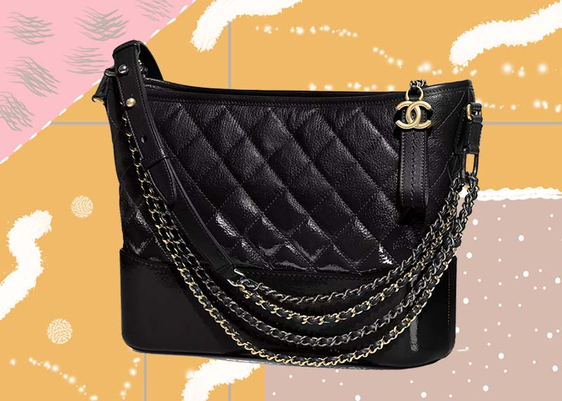 Best Chanel Bags of All Time: Chanel Gabrielle Hobo Bag