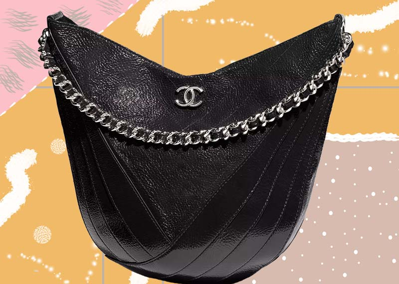 Best Chanel Bags of All Time: Chanel Hobo Handbag