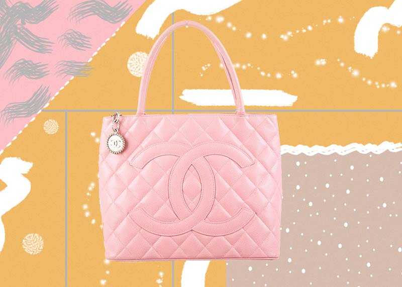 Best Chanel Bags of All Time: Chanel Medallion Tote Bag