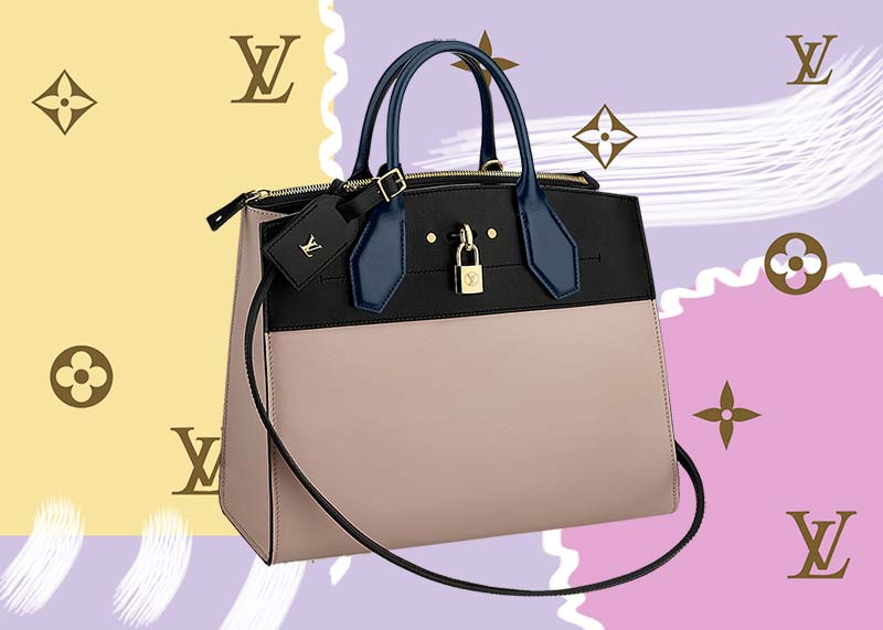 Best Louis Vuitton Bags of All Time: Louis Vuitton City Steamer Bag