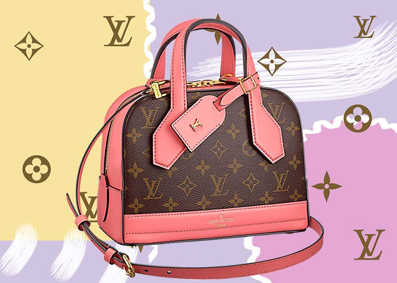Best Louis Vuitton Bags of All Time: Louis Vuitton Dora Tote