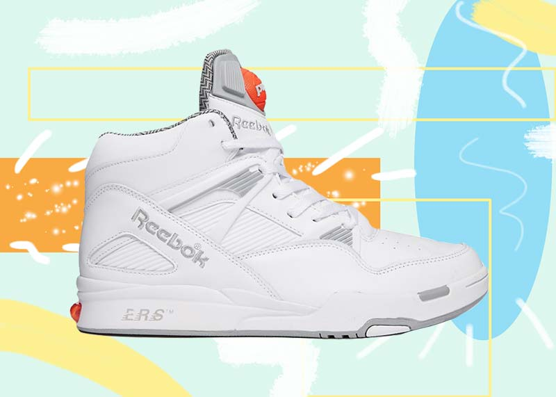 Best Reebok Sneakers for Women: Reebok Pump Omni Zone