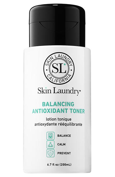 Best Face Toners for Sensitive Skin: Skin Laundry Balancing Antioxidant Toner