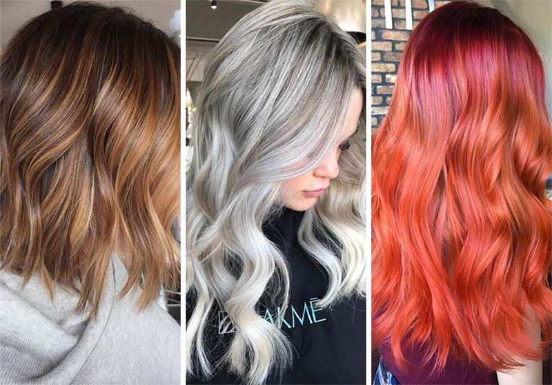 Best Hair Colors For Fair Skin With Cool Undertones