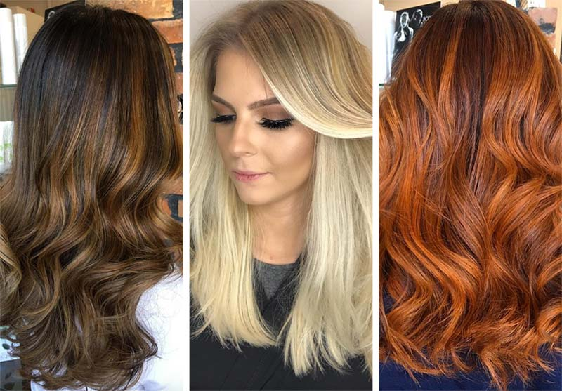 Best Hair Colors for Medium Skin with Warm Undertones