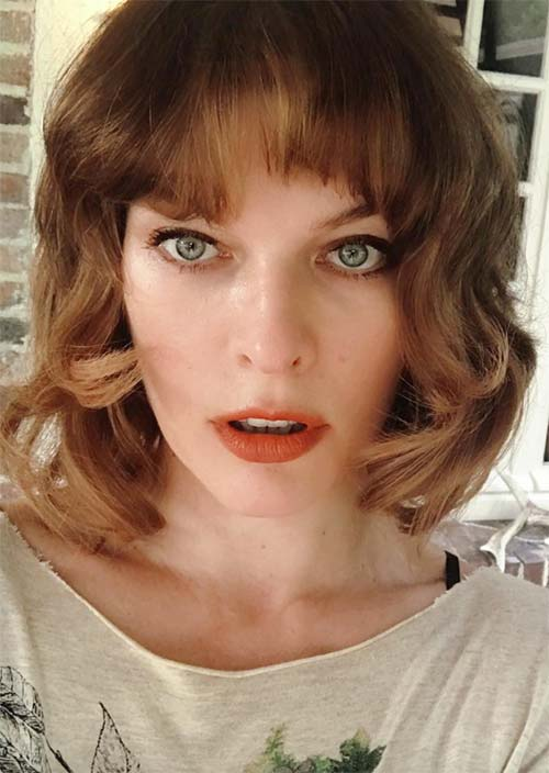 Best Runway Models of All Time: Milla Jovovich