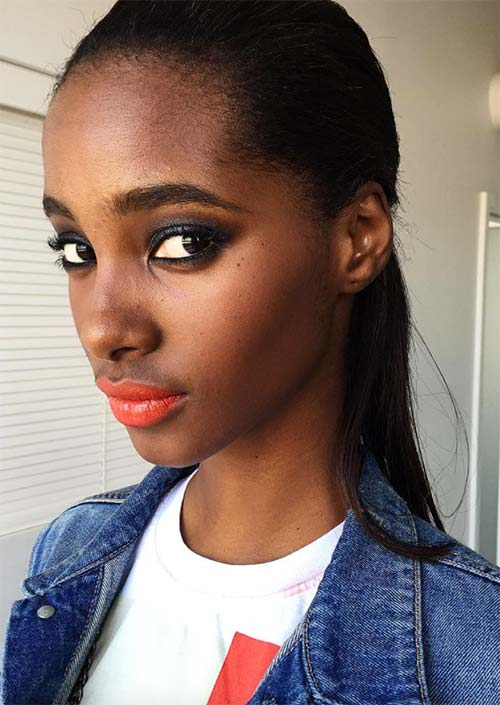Best Runway Models of All Time: Tami Williams