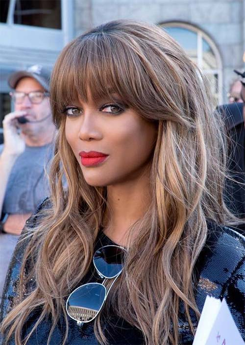 Best Runway Models of All Time: Tyra Banks