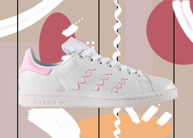 Best Women's Sneakers Of All Time: Adidas Stan Smith Trainers