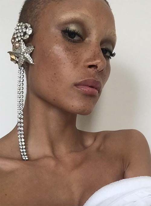 Most Successful Petite/ Shortest Models Of All Time: Adwoa Aboah