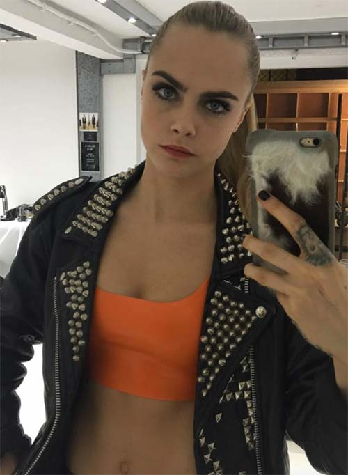 Most Successful Petite/ Shortest Models Of All Time: Cara Delevingne