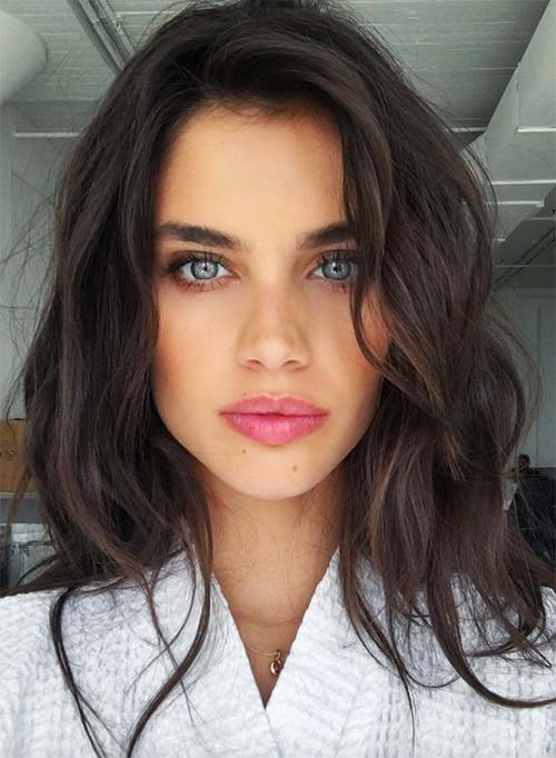 Most Successful Petite/ Shortest Models Of All Time: Sara Sampaio