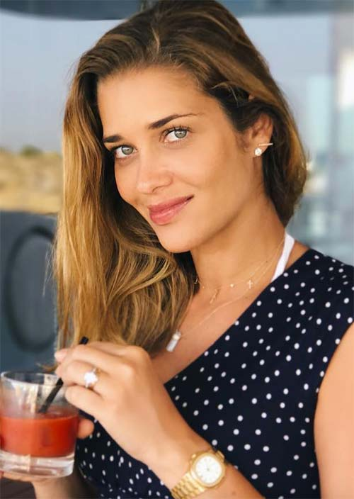 Tallest Models In Fashion History: Ana Beatriz Barros