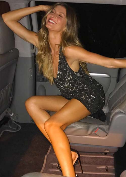 Tallest Models In Fashion History: Gisele Bündchen