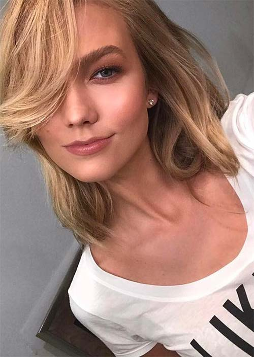 Tallest Models In Fashion History: Karlie Kloss