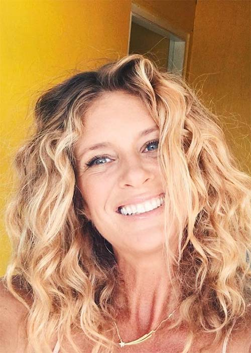 Tallest Models In Fashion History: Rachel Hunter
