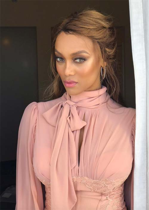Tallest Models In Fashion History: Tyra Banks