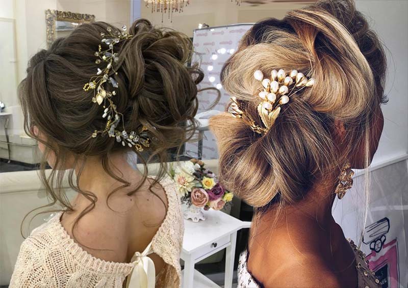 Chic Wedding Updos for Every Bride-To-Be