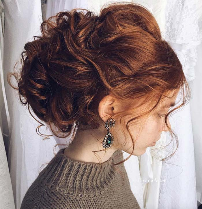 40 Wedding Hairstyles For Long Hair That Really Inspire: 53 Swanky Wedding Updos For Every Bride-To-Be