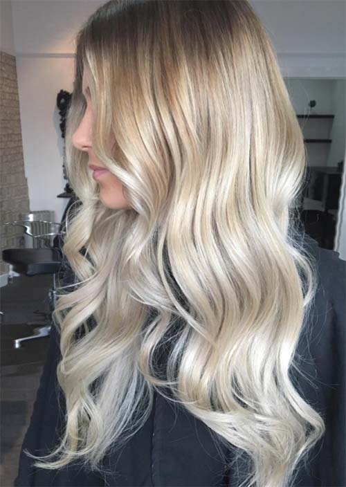 Balayage Hair Trend 51 Balayage Hair Colors Highlights Glowsly