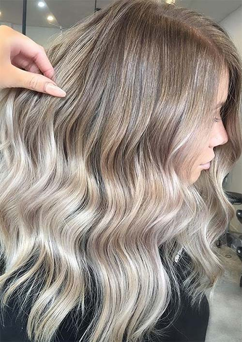 Balayage Hair Trend 51 Balayage Hair Colors Amp Highlights