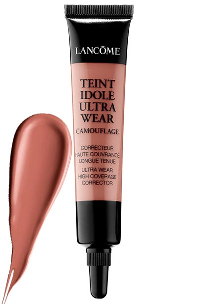 Best Orange Color Correctors: Lancome Teint Idole Ultra Wear Camouflage Color Corrector in Orange/ Red