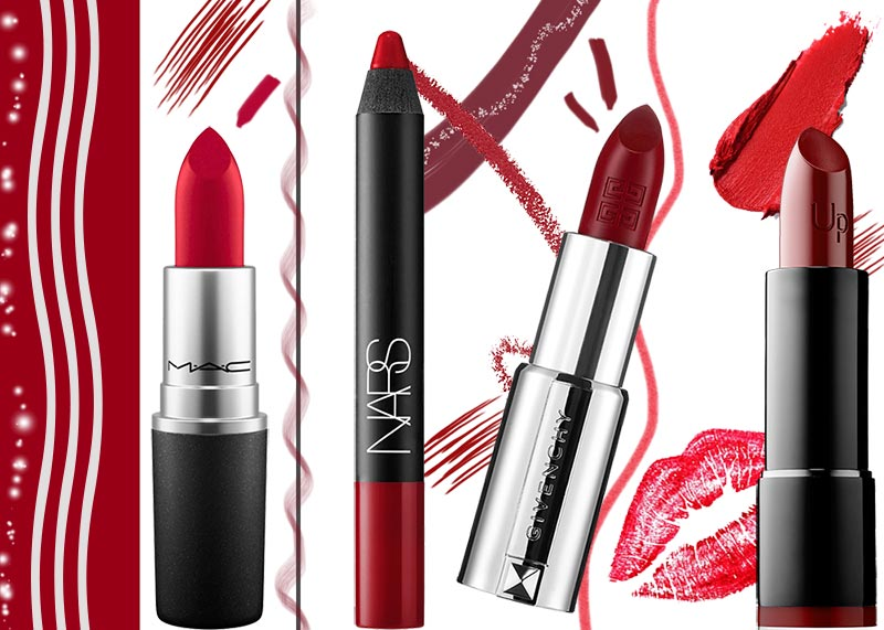 Best Red Lipsticks for Skin Tones: Red Lipstick Makeup Tips