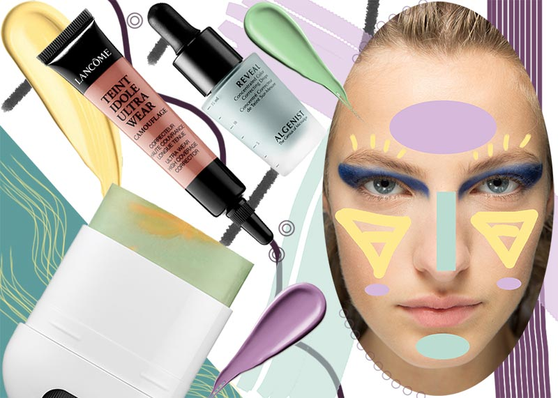 Color Correcting Makeup Guide: How to Color Correct