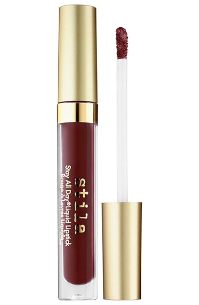 Best Non-Drying Liquid Matte Lipsticks: Stila Stay All Day Liquid Lipstick