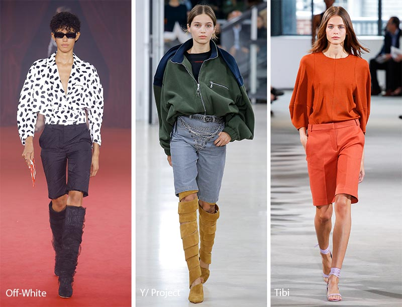 spring summer 2018 fashion trends glowsly