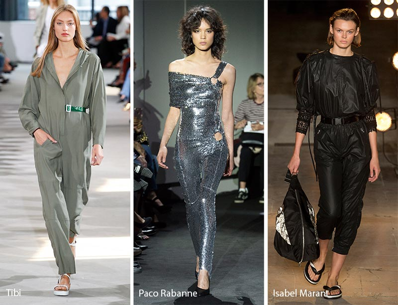 Spring/ Summer 2018 Fashion Trends: Overalls/ Jumpsuits