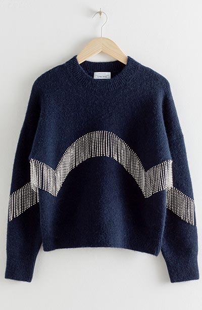 Best Knit Sweaters for Fall/ Winter: & Other Stories Knit Sweater