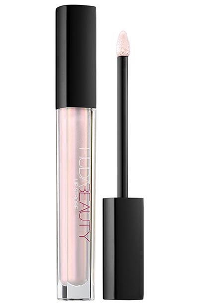 Best Holographic Lipsticks and Lip Glosses: Huda Beauty Lip Strobe in Enchanting