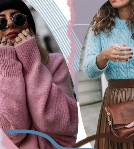 Fall/ Winter Knit Sweaters: How to Wear a Sweater